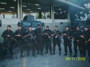 """""""Tropa de Elite"""" se reúne para orar e louvar a Deus... e autoridades ficam ´surpresas´"""
