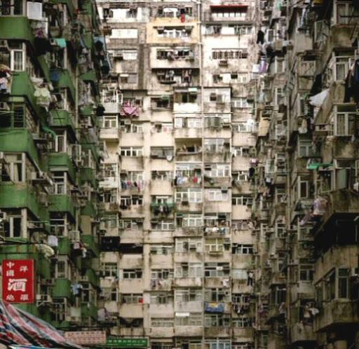 Gaiolas humanas na china fatos em foco - Apartamentos en hong kong ...